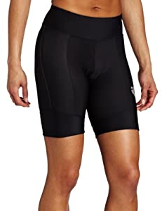Pearl Izumi Women's Attack Short, Black, X-Small