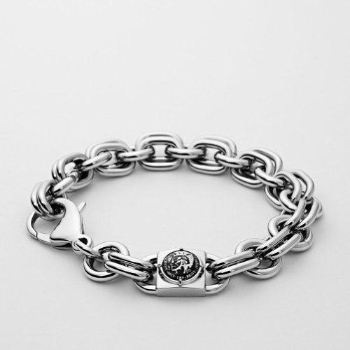 DieselDiesel Stainless-Steel Stainless Steel Bracelet Dx0776040