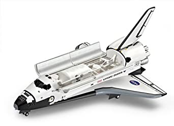 revell germany space shuttle atlantis model kit - photo #2
