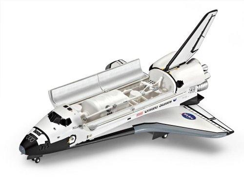 Revell Germany Space Shuttle Atlantis Model Kit (Space Shuttle Model Kit compare prices)