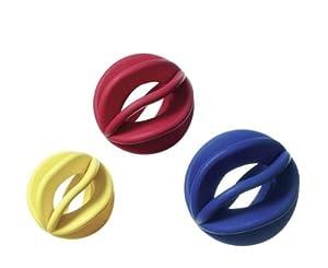 Boomer Swirl Ball Dog Toy