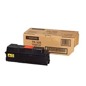 Amazon.com: TK 320 - Tonerpatrone - 1 x Schwarz: Office Products