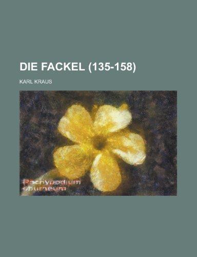 Die Fackel (135-158)