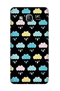 ZAPCASE Printed Back Case for SAMSUNG GALAXY On5 / SAMSUNG GALAXY On5 Pro