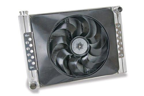 Flex-A-Lite 62180R Slim Profile Radiator/Fan Combo With #180 Electric Fan