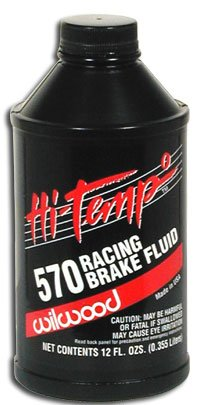 Wilwood Hi-Temp 570 Racing Brake Fluid