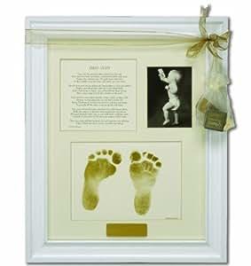 Amazon.com : Primer marco de Pasos del recuerdo : Baby
