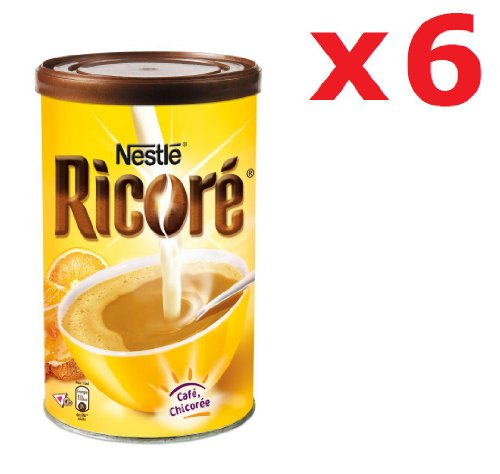 Nestle Ricore Instant Coffee Drink 6X260 Grams front-1065504