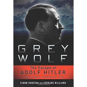 Grey Wolf - Simon Dunstan,Gerrard Williams