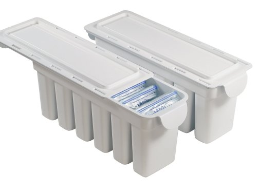 The First Years: Easy Store & Thaw Milk Organizer - 1