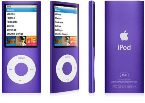Apple iPod nano 16GB パープル