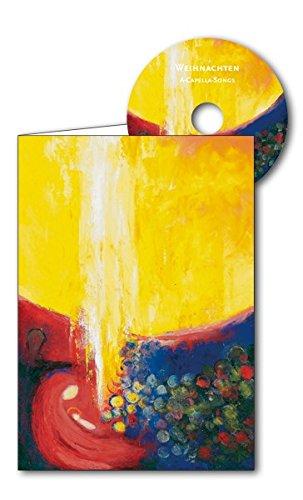 Biglietto natalizio con a capella-CD Mini 5Stuck