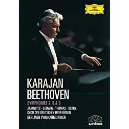Beethoven: Symphonies Nos.7-9