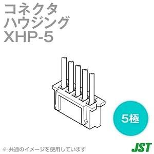 日本圧着端子(JST) XHP-5 ハウジング 5極 NN