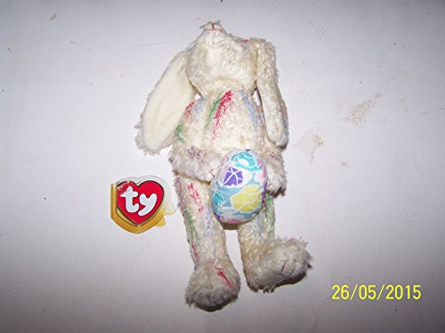 Ty Attic Treasures - Georgia the Rainbow Bunny - 1