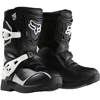 FOX RACING BOYS PEEWEE MX BOOTS U.K. SIZE 10