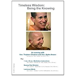 Timeless Wisdom: Being the Knowing