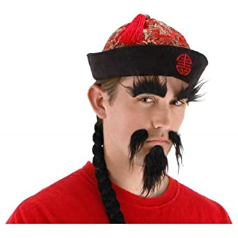 Confucius Chinese Facial Hair Fur
