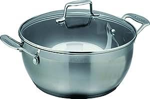 Scanpan Impact 5.0 Litre Stew Pot with Lid