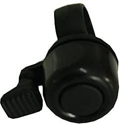 GOL Bicycle Bell (Black)