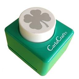 Carl Craft Craft Paper Punch, Clover (CP-2 clover)