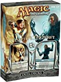 41%2B3HRwEHDL. SL160  Magic the Gathering Card Game Duel Decks Elspeth vs. Tezzeret Gift Set