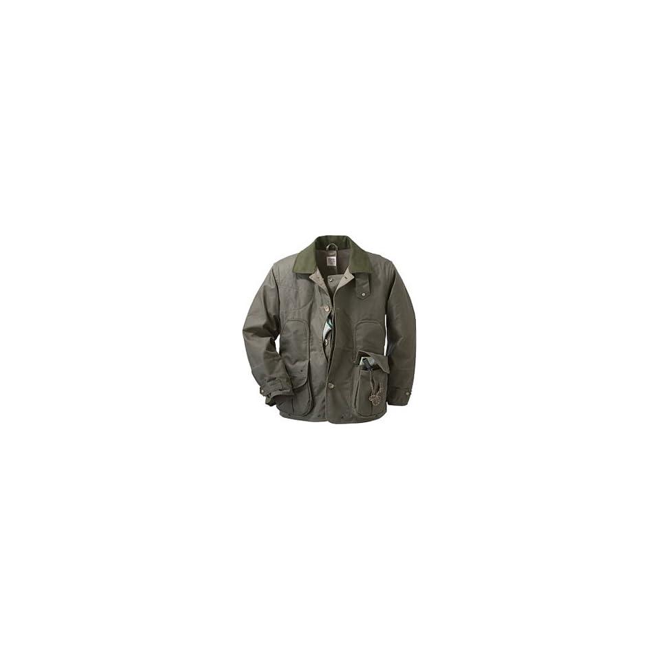 a9cdff5de6599 Filson Shelter Cloth Waterfowl/Upland Coat on PopScreen