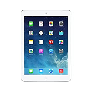Apple iPad Air 16GB, Wi-Fi, Silver - MD788B/A
