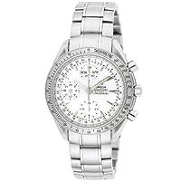 [オメガ]OMEGA 腕時計 スピードマスター 3221.30 シルバー文字盤 自動巻 100M防水 メンズ [並行輸入品]