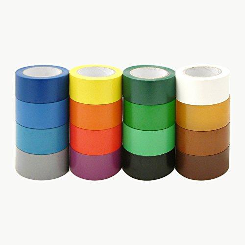 Jvcc V 36p Duct Tape Premium Colored Vinyl Tape 3 In X
