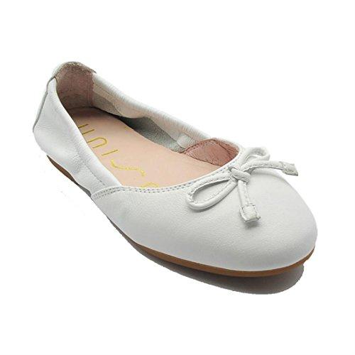 Unisa, Ballerine bambine Bianco Size: 27