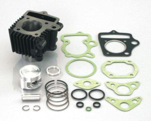 キタコ(KITACO) ライトボアアップキット 75cc ブラックシリンダー モンキー(MONKEY)等 212-1123480 バイク オートバイ 二輪用