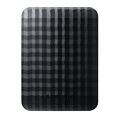 Samsung M3 Portable 2 TB External Hard Drive (Black)