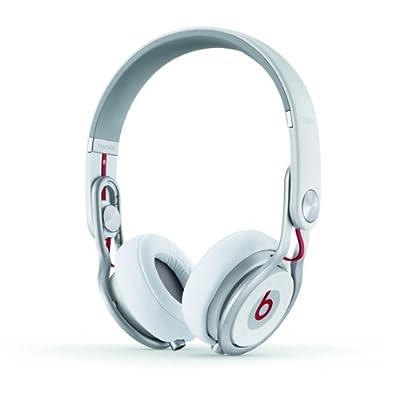 Beats by Dre 900-00032-02 MIXR ON EAR HEADPHONE - WHITE