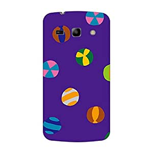 Garmor Designer Silicone Back Cover For Samsung Galaxy Star 2 Plus/Star Advance