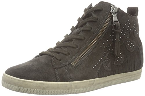 Gabor Shoes Comfort Basic, Stivaletti Donna, Grigio (Dark-Grey (Micro) 49), 38 EU