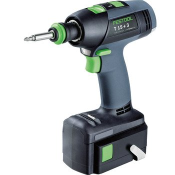 Festool 564521 15V Cordless Lithium-Ion Drill Driver Kit