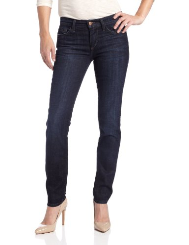 Joe's Jeans Women's Dixie Classic Straight Ankle, Dark Blue, 26