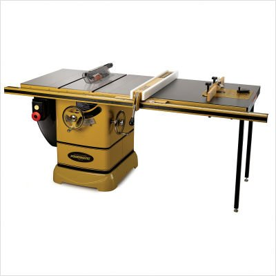 Powermatic 1792006K Model Pm2000 5 Hp 3-Phase Table Saw With 50-Inch Accu-Fence System And Rout-R-Lift