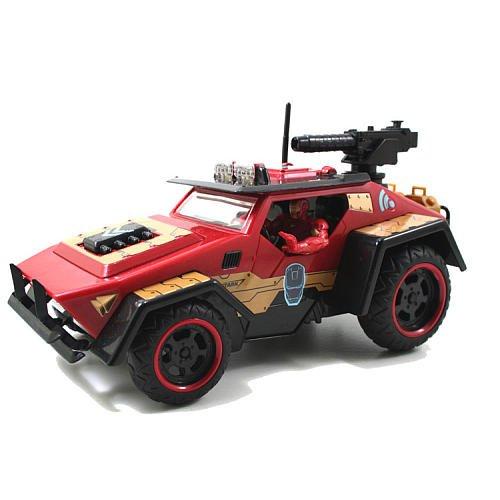 Marvel Iron Man Stark Enterprise Devastator Vehicle Jada Toys Cartoon & Comics Figures