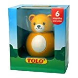 Tolo,Roly Poly Bear(Yellow)