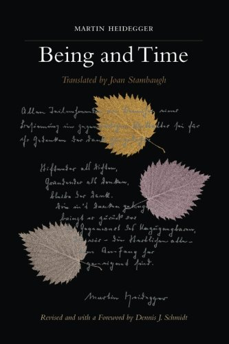 Being and Time: A Revised Edition of the Stambaugh...
