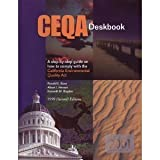 img - for CEQA Deskbook: A Step-by-Step Guide on How to Comply with the California Environmental Quality Act by Bass, Ronald E., Herson, Albert I., Bogdan, Kenneth M. (1999) Paperback book / textbook / text book