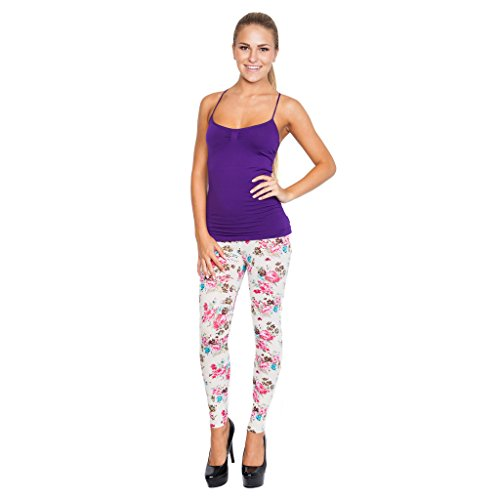 Printed Tights And Leggings