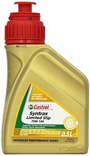 castrol syntrax limited 75w 140 500ml. Black Bedroom Furniture Sets. Home Design Ideas