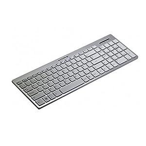 KL Tech KTU0037 - Teclado USB, blanco  Informática más información y revisión