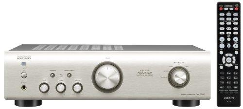 Denon PMA520 Amplificateur intégré 5.1 2 x 20 W Argent