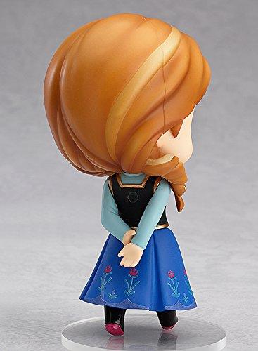 ねんどろいど アナと雪の女王 アナ ノンスケール ABS&PVC製 塗装済み可動フィギュア [グッドスマイルカンパニー]