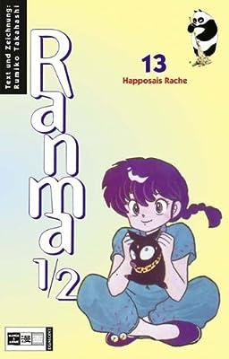 Ranma 1/2 Bd. 13. Happosais Rache