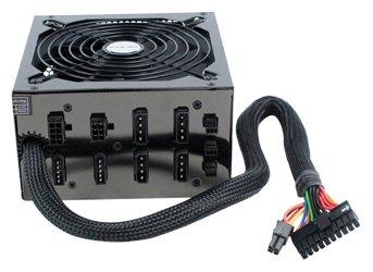 König CMP-PSUP600WCM Alimentation avec ventilateur silencieux pour PC 600 W